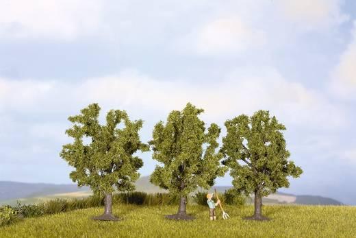 Set bomen Fruitboom Hoogte (min.): 45 mm Hoogte (max.): 45 mm NOCH 25510 Groen 3 stuks