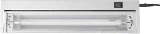 Onderbouwlamp Fluorescentielamp 8 W G5 Koud-wit Brilliant Franka Aluminium