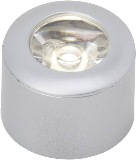 Brilliant LED-opbouwlamp 3 W Wit Myke Zilver G94620/21 Set van 3