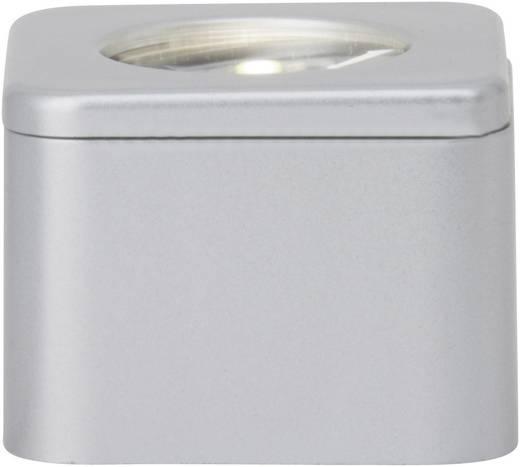 Brilliant LED-opbouwlamp 3 W Maren Zilver G94621/21