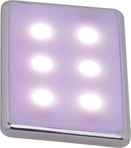 LED opbouwspot Kiara rond