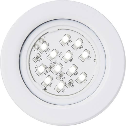LED-onderbouwlamp werkt op het lichtnet 32.2 W Wit Wit Brilliant G94628/05 Set van 3