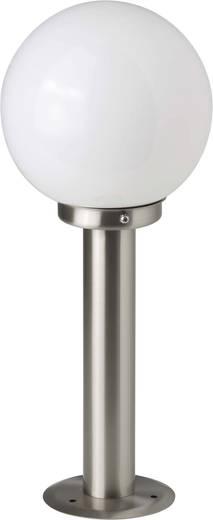 Staande buitenlamp Spaarlamp E27 60 W Brilliant Aalborg 44084/82 RVS