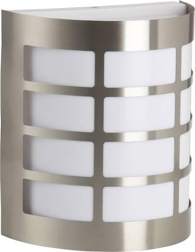 Buitenwandlamp E27 60 W Brilliant Rune 96182/82 RVS