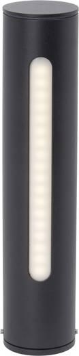 Brilliant tweeling Staande LED-buitenlamp Zwart 4.5 W