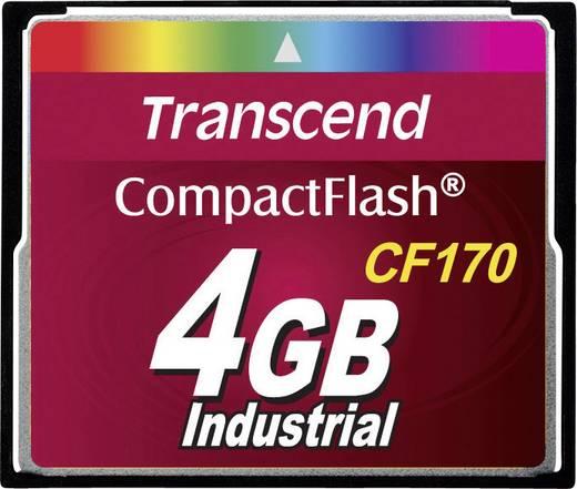 Transcend Industrial 170X CF-kaart 4 GB