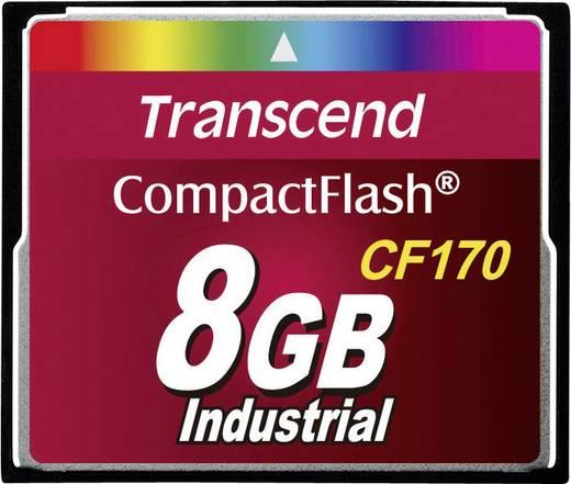 Transcend CF170 Industrial CF-kaart 8 GB