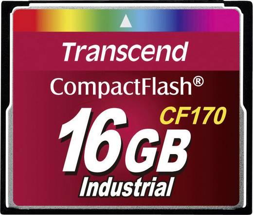 Transcend CF170 Industrial CF-kaart 16 GB