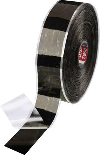 TESA Afdichtingstape Zwart (l x b) 3 m x 25 mm Inhoud: 1 rollen