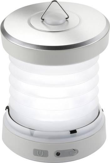Ampercell 10427 LED Camping-lamp Sonia werkt op de dynamo 220 g Zilver