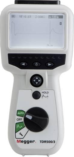 Megger TDR500/3 Tijdsdomeinreflectometer, kabeltestapparaat, kabeltester
