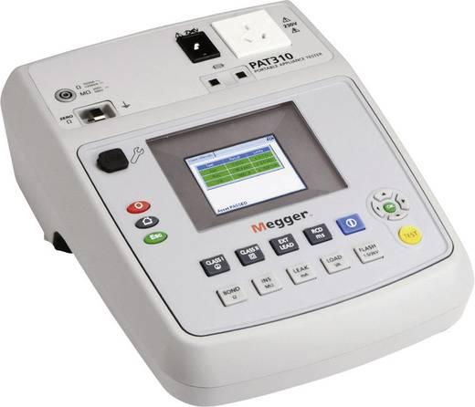 Apparaattester Megger PAT310-EU DIN VDE 0701-0702, BGV A3, EN 62638