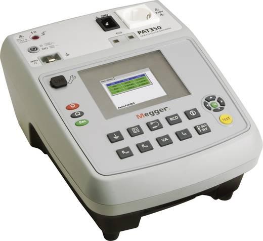 Apparaattester Megger PAT350-EU DIN VDE 0701-0702, BGV A3,
