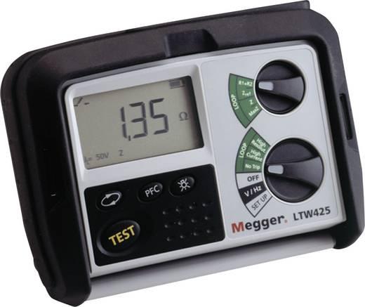 Megger LTW425 Lusimpedantiemeter, metingen conform DIN VDE 0100-600, DIN VDE 0105-100