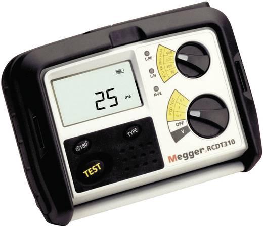 Megger RCDT330 FI/RCD-TESTER, metingen conform DIN VDE 0100-600, DIN VDE 0105-