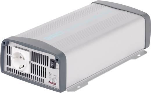 Waeco SinePower MSI1812 Omvormer 1800 W 12 V/DC 12 V/DC (10,5 - 16 V/DC) Afstandbedienbaar Schroefklemmen