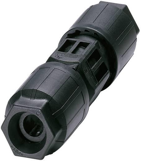 QUICKON-ONE kabelverbinder Aantal polen: 4 + PE Kabelverbinder 1403836 Phoenix Contact 1 stuks