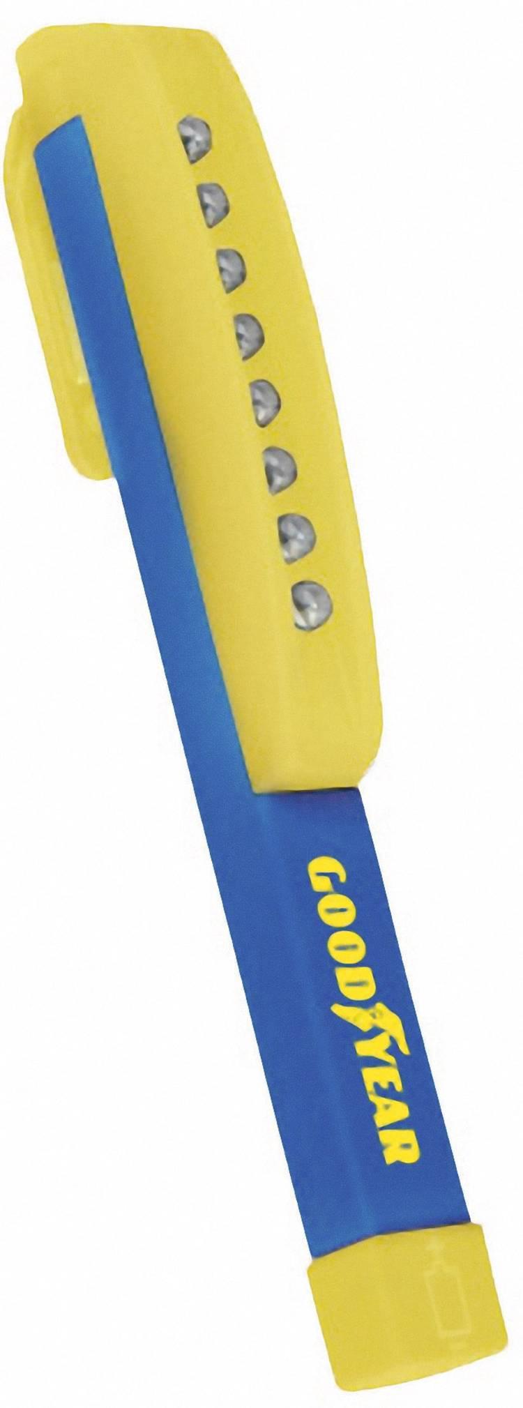 Image of Goodyear 75535 LED Penlightlamp werkt op batterijen 70 lm