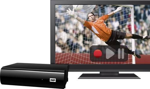 Externe harde schijf 8.9 cm (3.5 inch) 2 TB Western Digital My Book AV-TV Zwart USB 3.0