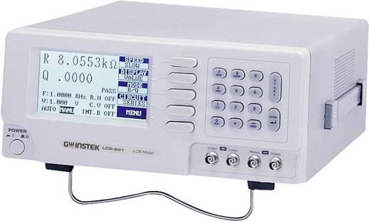 GW Instek LCR-821 LCR-meter Digitaal Kalibratie: Zonder certificaat CAT I Weergave (counts): 99999