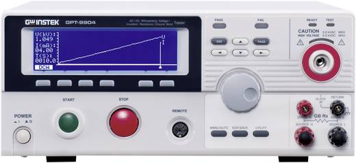 GW Instek GPT-9904 0.1 - 5 kV/AC, 0.1 - 6 kV/DC 0,001 - 50,00 GΩ