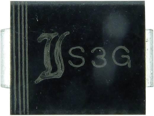 Diotec FR3D Snelle SI-gelijkrichter diode DO-214AB 200 V 3 A
