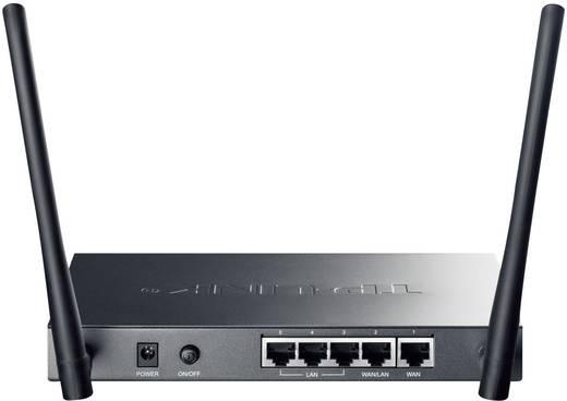 WiFi router TP-LINK TL-ER604W 2.4 GHz 300 Mbit/s