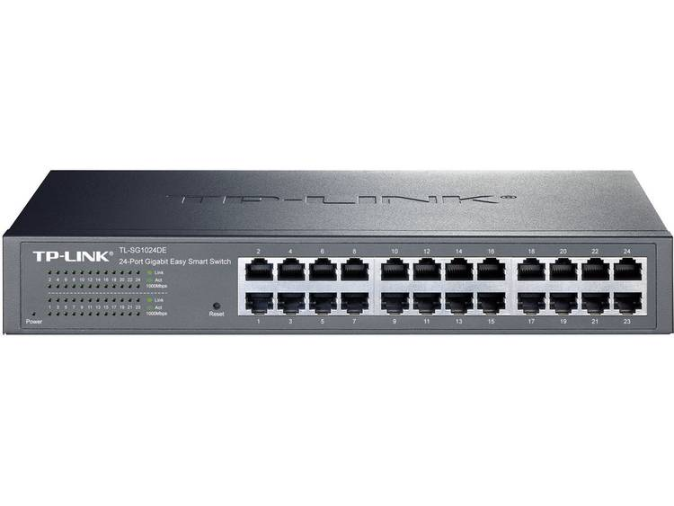 TP-LINK TL-SG1024DE Netwerk switch RJ45 24 poorten 1 Gbit/s
