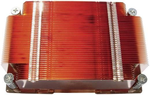 QuickCool QHD-02007 3-D heatdiffuser Boorgaten, Finnen (l x b x h) 106 x 70 x 25.5 mm