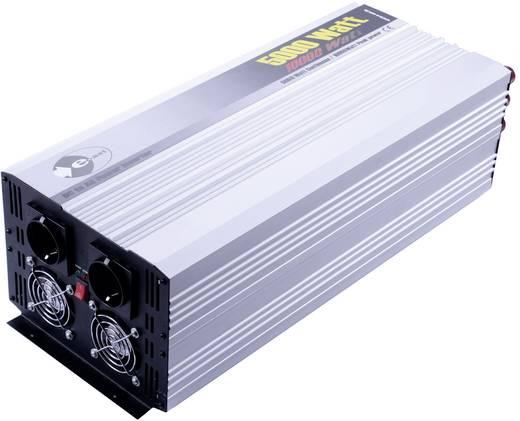 e-ast HPL5000-24 Omvormer 5000 W 24 V/DC 24 V/DC (22-30 V) Standaard stekker Randaarde contactdoos