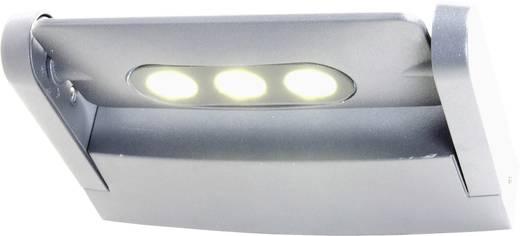 Buiten LED-wandlamp Antraciet 9 W ECO-Light Ledspot 6144 S1 gr