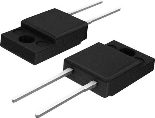 CREE C3D03060F SiC schottky diode gelijkrichter TO-220-F2 600 V Enkelvoudig