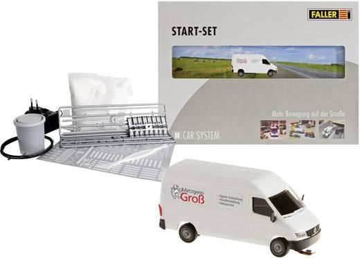 Car system H0 Startset MB Sprinter Faller 161504