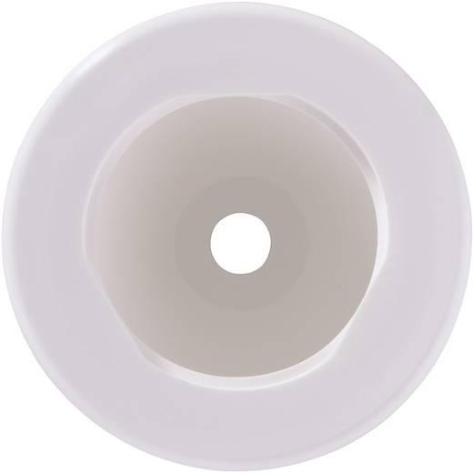 """interBär 1000-008.01 Siliconenbehuizing """"Maxi"""" serie 1000 Halogeenlamp met koudlichtspiegels Wit"""