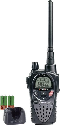 Midland LPD/PMR-portofoon G9 10 km