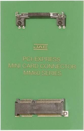 JAE MM60-52B1-B1-R850 Verbindingsheader MM60 Totaal aantal polen 52 Rastermaat: 0.80 mm 1 stuks