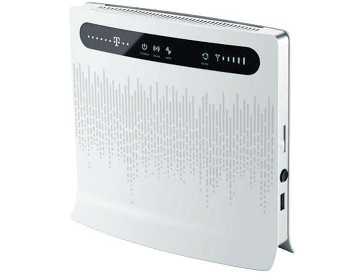WiFi router met modem Telekom Speedport LTE II Geïntegreerd modem: LTE 2.4 GHz 300 Mbit/s