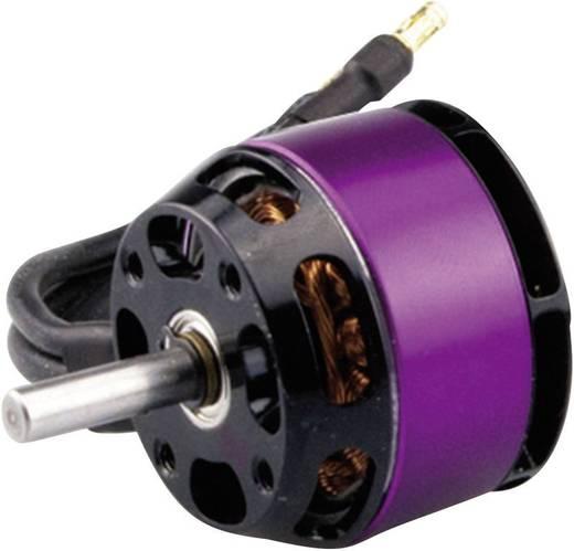 Hacker A30-12 M V3 Brushless elektromotor voor vliegtuigen kV (rpm/volt): 1140 Aantal windingen (turns): 28