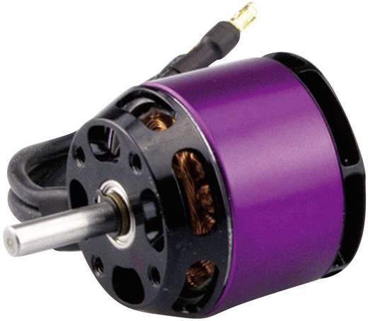 Hacker A30-10 L V3 Brushless elektromotor voor vliegtuigen kV (rpm/volt): 1370 Aantal windingen (turns): 12