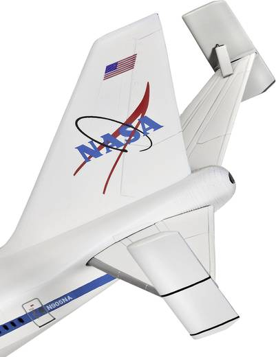 Revell 04863 Boeing 747 SCA & Space shuttle