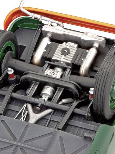 Revell 07076 VW T1 Transporter bestelwagen