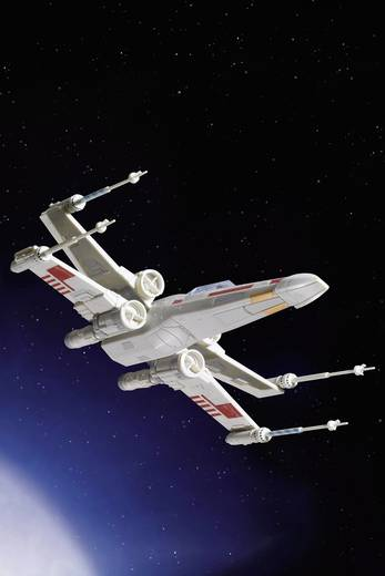 Revell 06656 Star Wars X-Wing Fighter ruimtevaartmodel