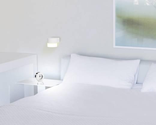 Sygonix Beano 33070X Wandlamp GX53 11 W Spaarlamp Sygonix-wit