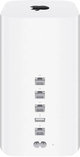 Apple AirPort Extreme WiFi router 2.4 GHz en 5 GHz 1300 Mbit/s