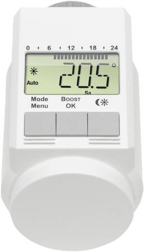 Starterspakket Verwarming besparingspakket (3x radiatorthermostaat + 3x radiatorfolie) Elektronisch 5 tot 29.5 °C