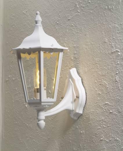Buitenwandlamp E27 100 W Konstsmide Firenze 7213-250 Wit