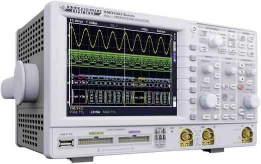 Rohde & Schwarz HMO3032 Digitale oscilloscoop 300 MHz 2-kanaals 2 GSa/s 4 Mpts 10 Bit Digitaal geheugen (DSO)