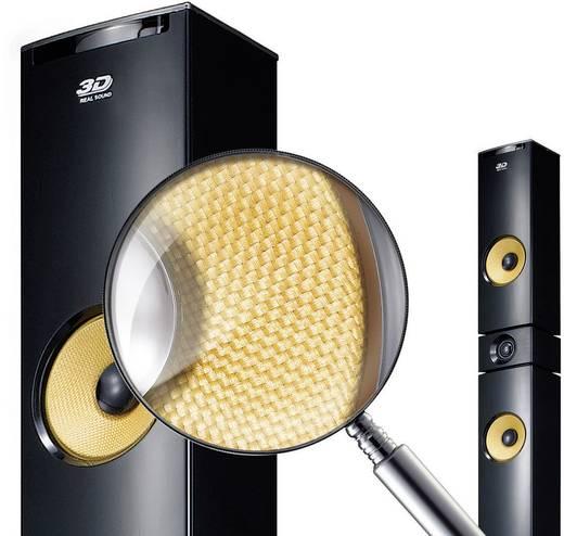 LG BH9430PW 3D Blu-ray 9.1 home-cinemasysteem, 1460 W, Zwart, boxen met aramidevezel, SmartTV, Ultra HD-
