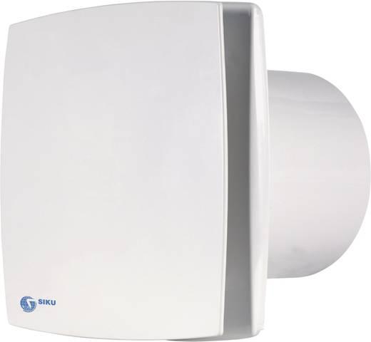 Wand- en plafondventilator SIKU 100 LDTL 230 V 88 m³/h 10 cm