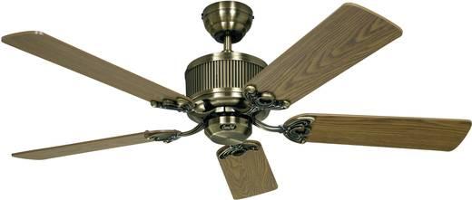 Plafondventilator (Ø) 132 cm met afstandsbediening CasaFan Plafondventilator Eco Elements Antieke eiken/Gestoomde beuken
